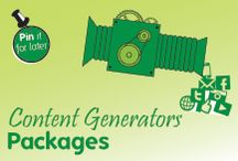 MAL Content Generators Packages