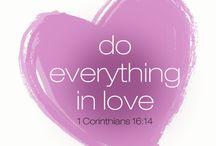 Love, love & more love! / Spreading the love!