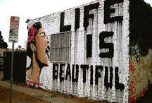Street Art / by Amanda Panda