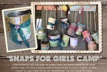 Girls camp / by Desiree Tubbs