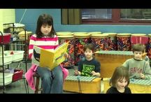 music videos and music books for Orff teaching
