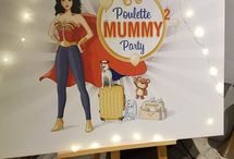 Poulette Mummy Party² vu par Bébé Chat'Stuces