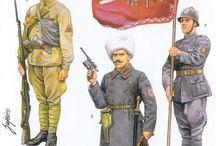 20TH -RUSSIAN CIVIL WAR