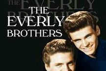 THE EVERLY BROTHERS / The music of the mid-century got a name. The Everly Brothers.