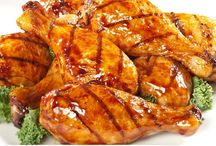 Honey Chicken / Did you know that Honey Chicken represents the Chinese culture? It actually originated in China.