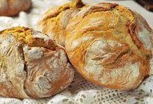 ζύμες ψωμί