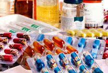 Farmacología / El tema de este tablero es hablar sobre la farmacología estudiando las drogas y los medicamentos, hablando de sus acciones y efectos.