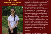Experiences of Extensive Programme at GLBIMR / Experiences of Extensive Programme at GLBIMR