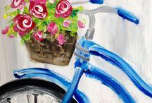 bisikletli tuvaller