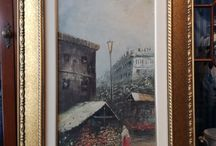 Antique & Vintage Paintings