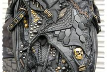UNiK leather design / Photos UNiK artworks