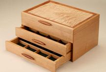 boxes with drawer