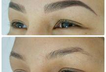 Hairstroke eyebrow