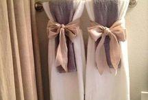 bathroom décor towels accesorize