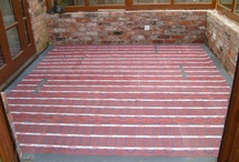 Underfloor Heating Installation Guide / This is a quick guide on how to install underfloor heating by a customer of ours. It was so good we thought we would share his great work.