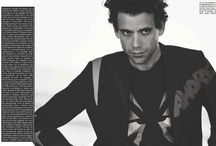 Mika by Peter Lindbergh