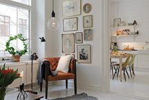 Scandi Style Interiors / Scand Style Home Decor