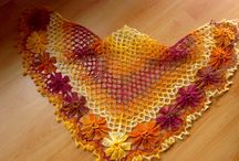 Shawls: Crocheted