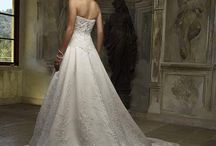 wedding dress / by Rosmari Trump