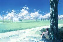 AM scenery