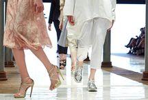 Pokaz mody. Kolekcja butów Apia ss17 i TUTU Polscy Projektanci