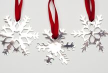 Holiday/Gifts / Snowflake Ornaments