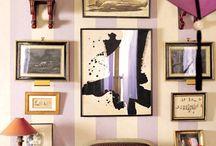 walls / by Carolyn Nicholson Dunkin