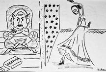 Panferova sketches