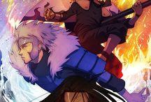 Naruto Shippuden / by eugene gutierrez