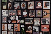 2013 Stampin Up Display Boards / by Sherry Dobreski
