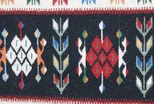 Bucovina patterns