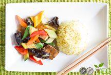 Vegano e Vegetariano / ricette salate e dolci