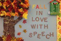 Speech boards