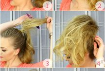 Mooi haarstyle