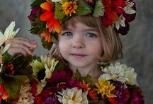 Flowers to Fashion / Flores a la moda