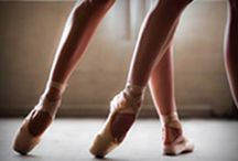 Ballet and dance / by Emy @ThoseLittleWonders