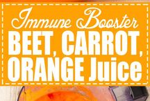 New juice menu