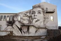 Street Art / Murale