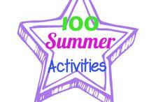 summer holiday ideas