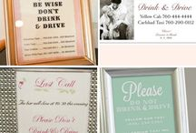 Signage / perfect signage to impress guests