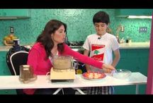 TRY-it-Tuesdays / Recipe, craft and activity videos for kids!  #TRYitTuesdays
