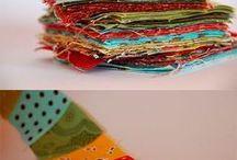 fraldas de patchwork