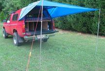 Ute camping ideas