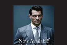 'My Selection' David Gandy / This Limited Edition sock gift for men includes three stylish pairs of socks selected by British fashion icon, David Gandy.    'Simply Sartorial Skye Blue', 'Limited Edition Winter Houndstooth' and a 'Spotted in Shoreditch' style combine to provide the perfect socks for any occasion.  Also included is a signed booklet from David with his style tips and all comes beautifully packaged in this luxury gift box.