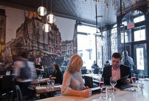 Restaurants to try / by John Fetto