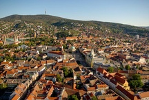 Pécs (Hungary) / Some pins of the beautiful Southern Hungarian city of Pécs.