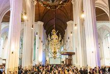 Catering St. Stevenskerk in Nijmegen door De Hemel / Catering St. Stevenskerk in Nijmegen door De Hemel Restaurant & Brouwerscafé