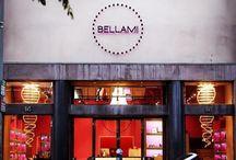 BELLAMI Beauty Bar / 645 N.Robertson Blvd West Hollywood, CA. Get all BELLAMI goodies in store! <3 Color Match, Installation & Blending, Braids, Updo's & Blowouts! 11am-7pm 424-284-8044 http://www.beautybar.bellamihair.com