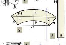 hat pattern