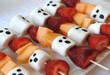 Healthy Halloween Treats and Recipes